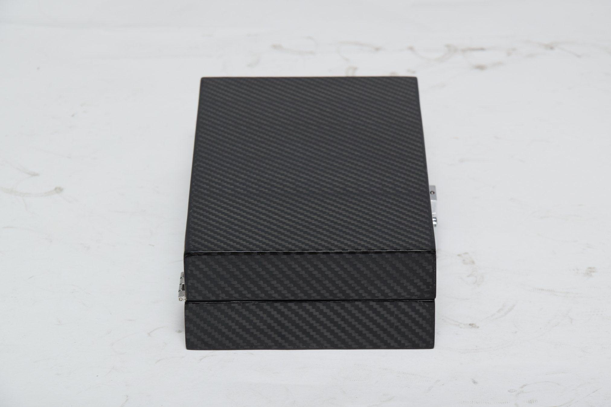 碳纤维手表盒