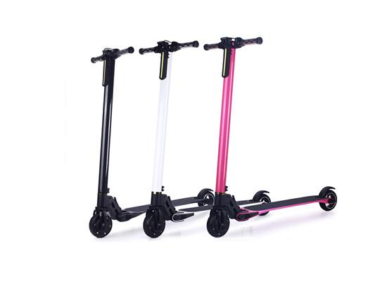 碳纤维滑板车